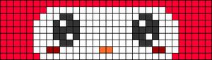 Alpha pattern #48958