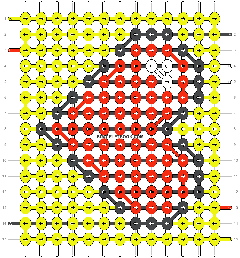 Alpha pattern #48959 pattern