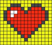 Alpha pattern #48959
