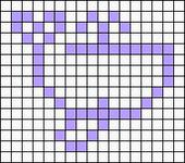 Alpha pattern #48960