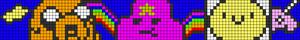 Alpha pattern #48967