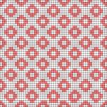 Alpha pattern #48968