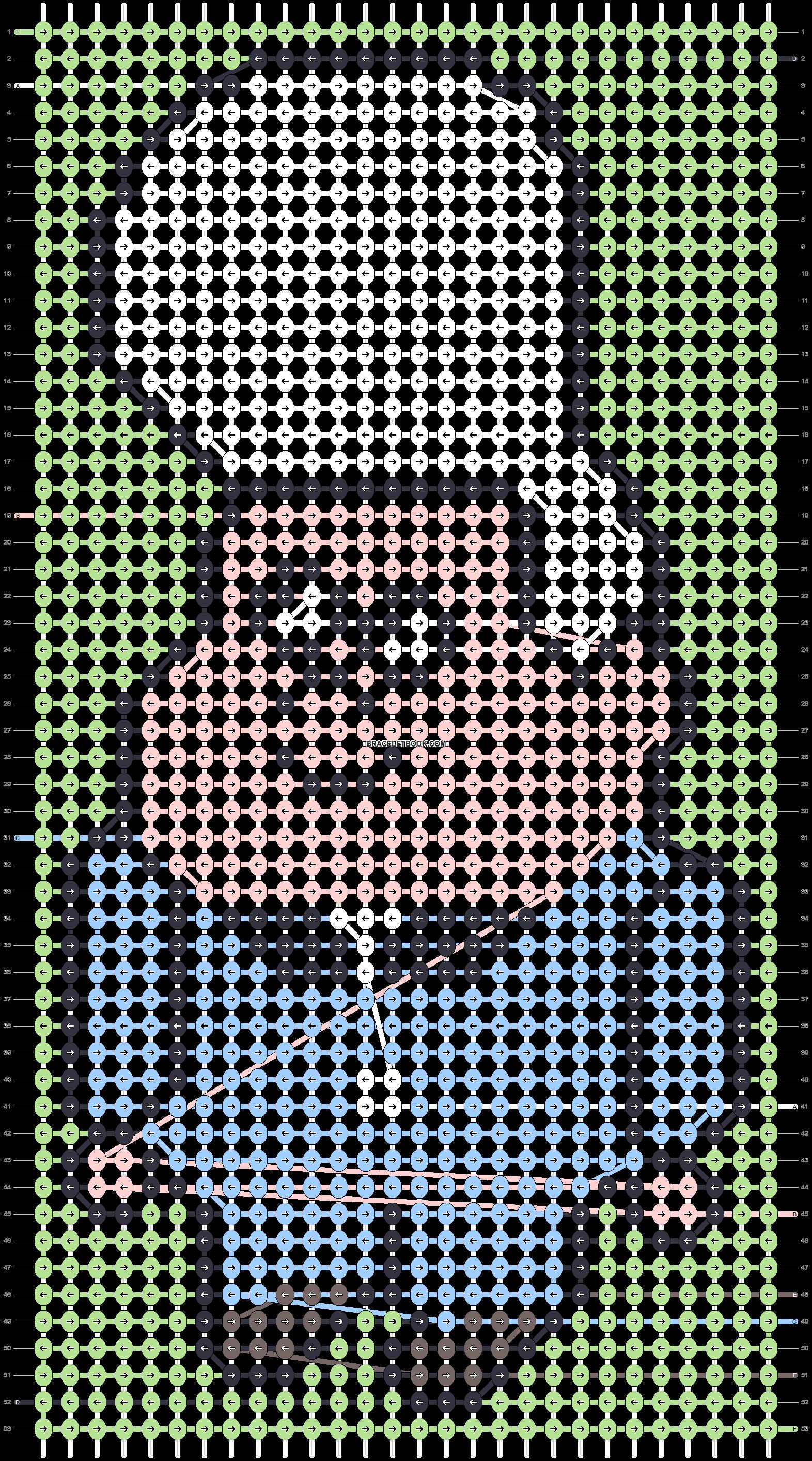 Alpha pattern #48969 pattern