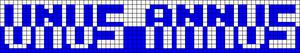 Alpha pattern #48987