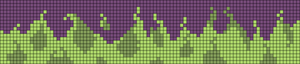 Alpha pattern #49010