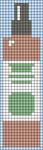 Alpha pattern #49028