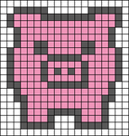 Alpha pattern #49040