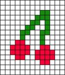 Alpha pattern #49048