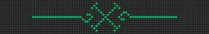 Alpha pattern #49049