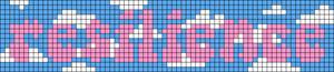 Alpha pattern #49050