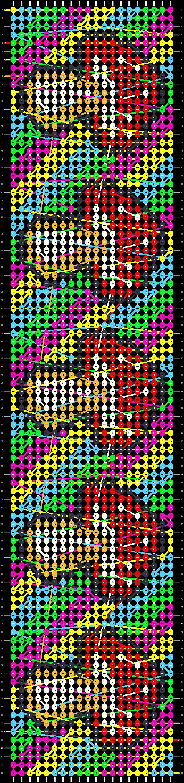 Alpha pattern #49054 pattern