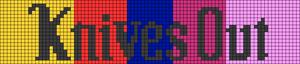 Alpha pattern #49070