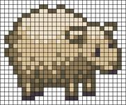 Alpha pattern #49074