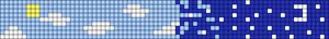 Alpha pattern #49075