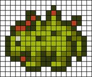 Alpha pattern #49076