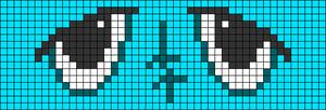 Alpha pattern #49083