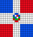 Alpha pattern #49085