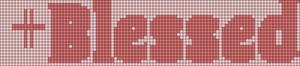 Alpha pattern #49094