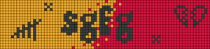 Alpha pattern #49096