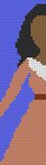 Alpha pattern #49100