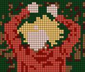 Alpha pattern #49102