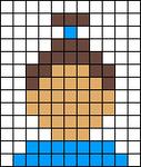 Alpha pattern #49144