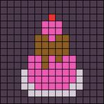 Alpha pattern #49147