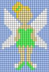 Alpha pattern #49153