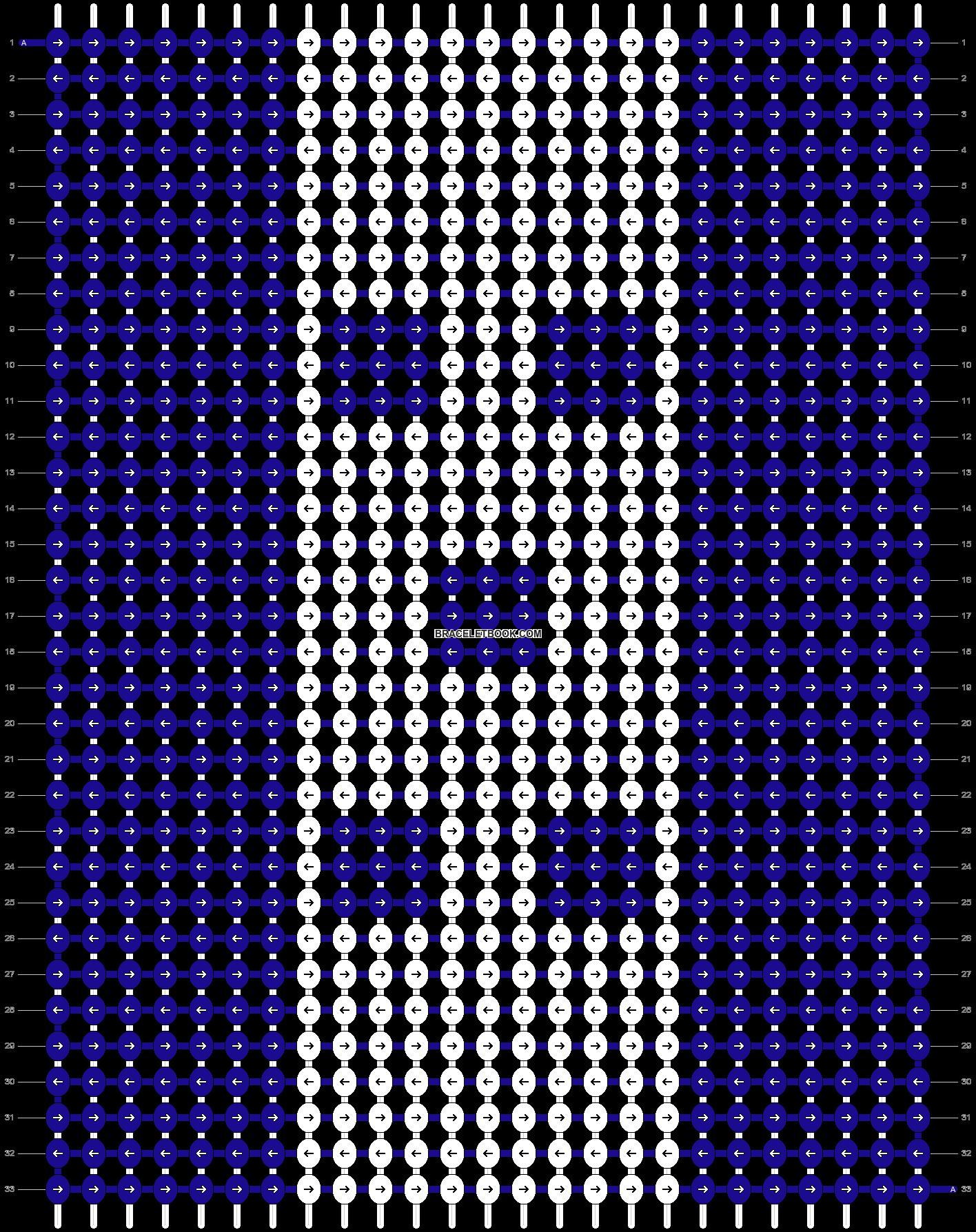 Alpha pattern #49157 pattern