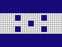 Alpha pattern #49157