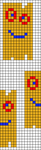 Alpha pattern #49172
