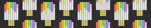 Alpha pattern #49176