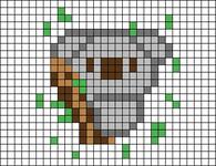 Alpha pattern #49178