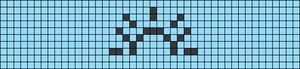 Alpha pattern #49189