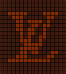 Alpha pattern #49195