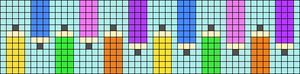Alpha pattern #49198