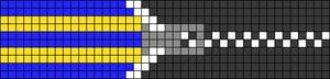 Alpha pattern #49200