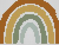 Alpha pattern #49206
