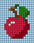 Alpha pattern #49210
