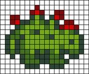 Alpha pattern #49213