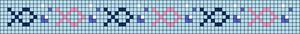 Alpha pattern #49218