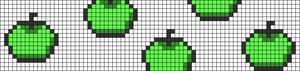 Alpha pattern #49251