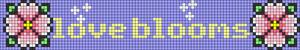 Alpha pattern #49254