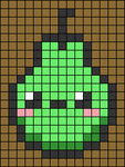 Alpha pattern #49255