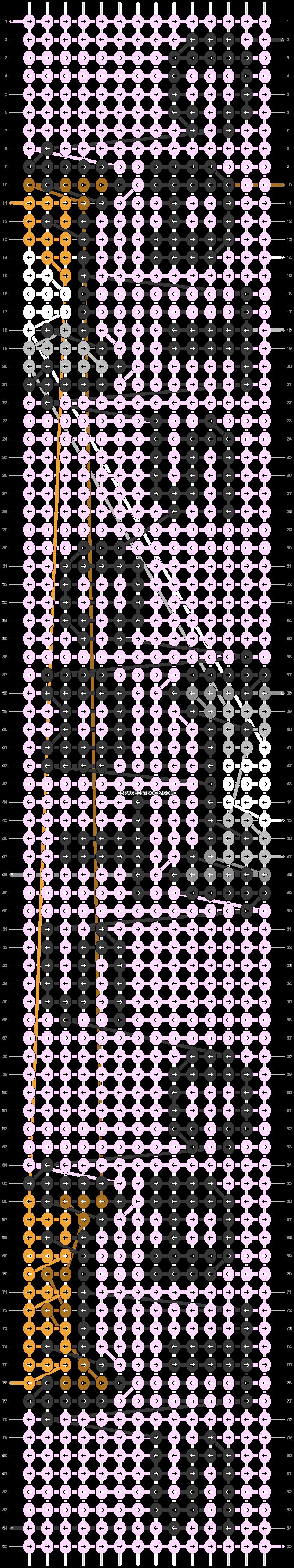Alpha pattern #49273 pattern