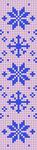 Alpha pattern #49275