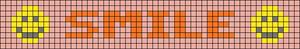 Alpha pattern #49276