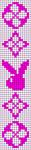 Alpha pattern #49277