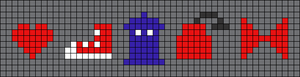 Alpha pattern #49293