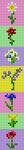 Alpha pattern #49310